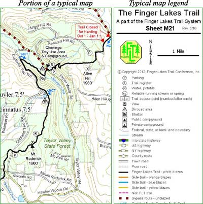 Finger Lakes Trail | New York State Premiere Footpath System