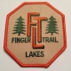 Finger Lakes Trail Patch