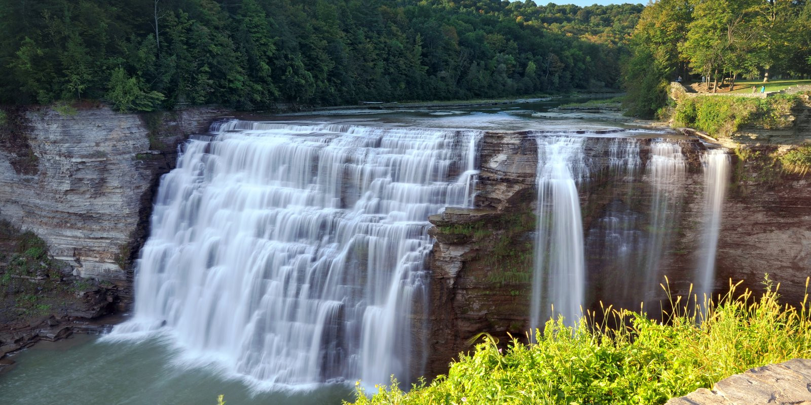 Waterfalls and Gorges of the Finger Lakes