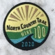 2020 NCT Hike 100 Patch